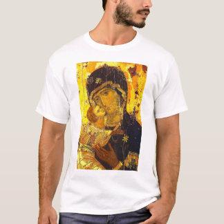 Unsere Dame von Vladimir T-Shirt