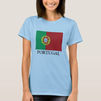 unsere Fahne 01, PORTUGAL, T-Shirt