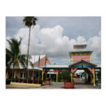Unsere Lucaya Freihafen großartige Bahama Insel Ba Postkarte