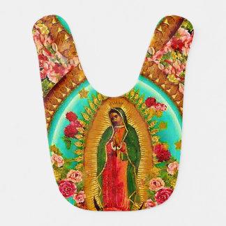 Unsere mexikanische Heilig-Jungfrau Mary Lätzchen