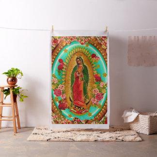 Unsere mexikanische Heilig-Jungfrau Mary Stoff