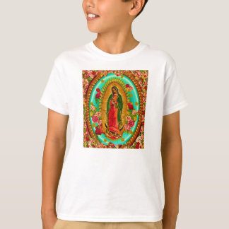 Unsere mexikanische Heilig-Jungfrau Mary T-Shirt