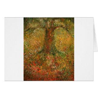 Unsichtbarer Baum Karte