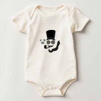 Unsichtbarer Mann Baby Strampler