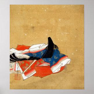 Unsterblich-Dichter Kanos Shōun Poster