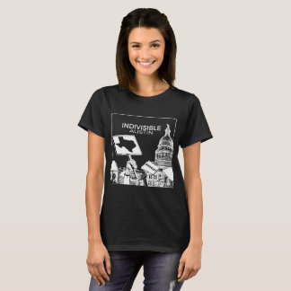 Unteilbares Austin-Klassiker-T-Stück T-Shirt