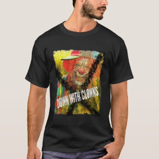 unten mit Clowns T-Shirt
