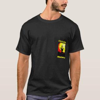 Unten zu den Kreuzungen T-Shirt