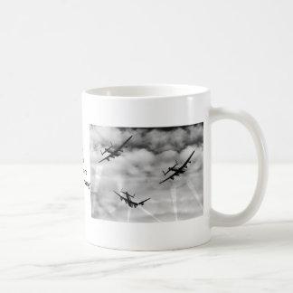 Unter Angriff! Kaffeetasse