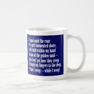 Unter dem Brüllen Kaffeetasse