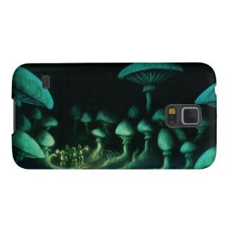 unter dem Erdscifi Samsung Galaxy S5 Hülle
