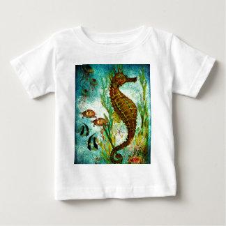 UNTER dem MEER 2.jpg Baby T-shirt