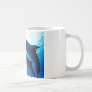 Unter dem Meer Kaffeetasse