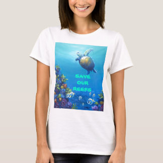 Unter dem Seeleben T-Shirt