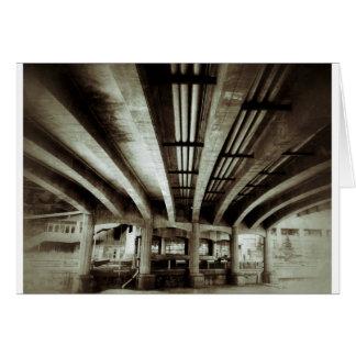 Unter der Brücke Karte