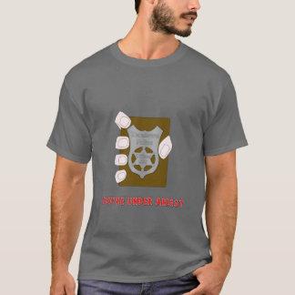 Unter Festnahme-T - Shirt