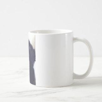 Unter unterschiedlichen Abdeckungen Kaffeetasse