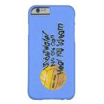 Unter Wasser kann niemand Sie hören, Abdeckung zu Barely There iPhone 6 Hülle