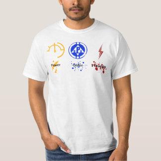 Unterbrecher: Partei-T - Shirt des Teil-II