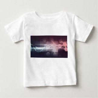Unterbrechungswissenschaft und Technologie als Baby T-shirt
