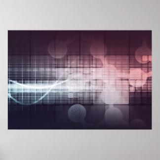 Unterbrechungswissenschaft und Technologie als Poster