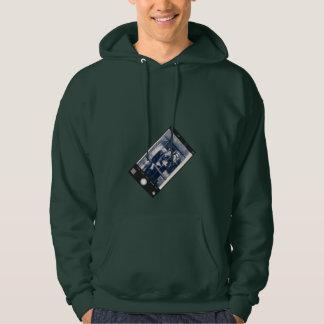 Unterhält, schön und ausschließlich, hoodie