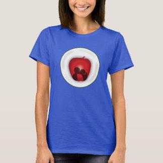 Unterhemd Apple kiss