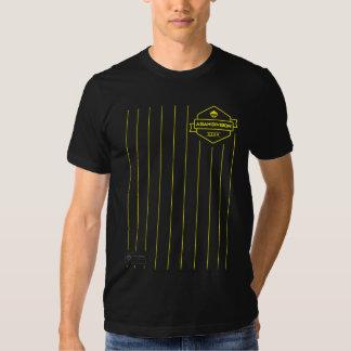 Unterhemd Asian Division Masc,- Gestreift Einfach