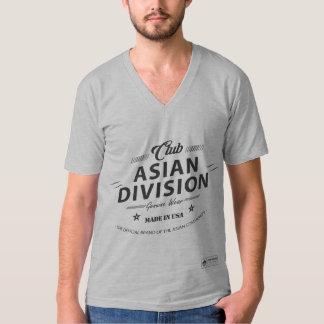 Unterhemd Asian Division Masc,- Gola V -