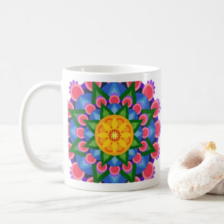 Unterhemd Mandala von Energie Revitalização Kaffeetasse