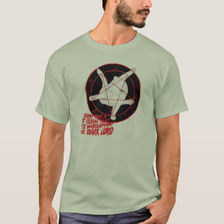 Unterhemd Pentagram Cat