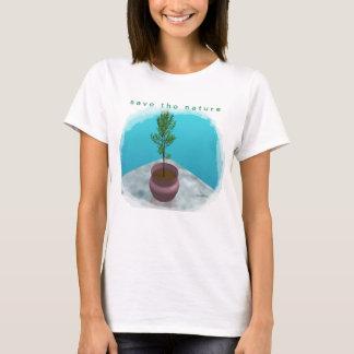 Unterhemd Save the Nature