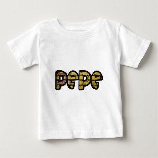 Unterhemd trinkt Pepe