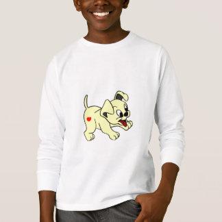 Unterhemden Kids' Basic Long Sleeve Design Dog