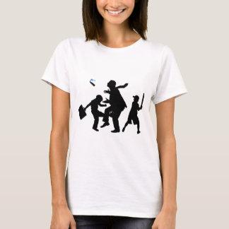 Unternehmensblitzreaktion T-Shirt