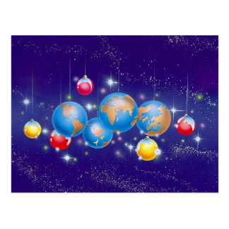 Unternehmensfeiertags-Karten Postkarte