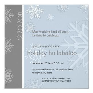 Unternehmensfeiertags-Party Einladung