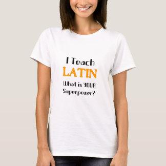 Unterrichten Sie Latein T-Shirt