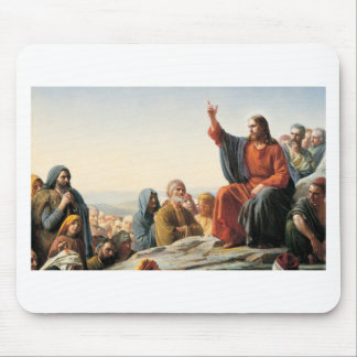 Unterrichtende Vielzahl Bibel-Segen-Glauben-Jesuss Mousepad