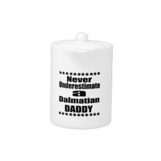 Unterschätzen Sie nie dalmatinischen Vati