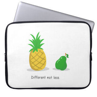 """Unterschiedlich nicht kleiner - 15"""" Laptop-Hülse Laptopschutzhülle"""