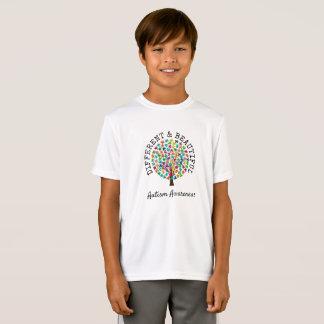Unterschiedliches und schönes T-Shirt
