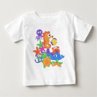 Unterseite des SeeSäuglings-T - Shirt TBA 5-6-2009