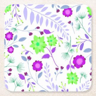 Untersetzer des Blumen-Garten-2