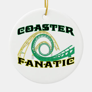 Untersetzer-Fanatiker Keramik Ornament