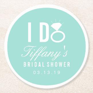 Coasters - I DO Bridal Shower