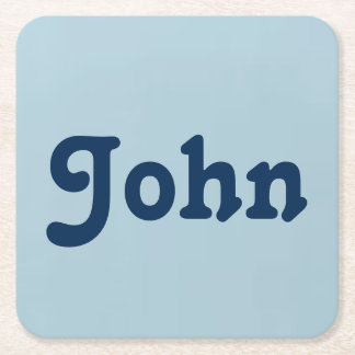 Untersetzer John