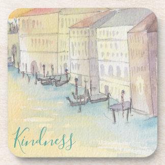 "Untersetzer ""Venedigwatercolor-Skizze """