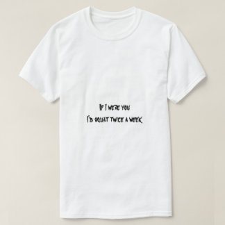 Untersetzter T - Shirt