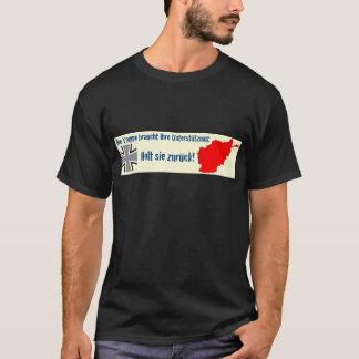 Unterstützt die Truppe - Holt sie zurück! T-Shirt